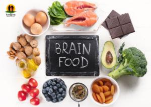 อาหารสมอง